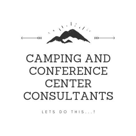 Camping & Conference Centre Consultants Logo  ABN: 46 634 881 682
